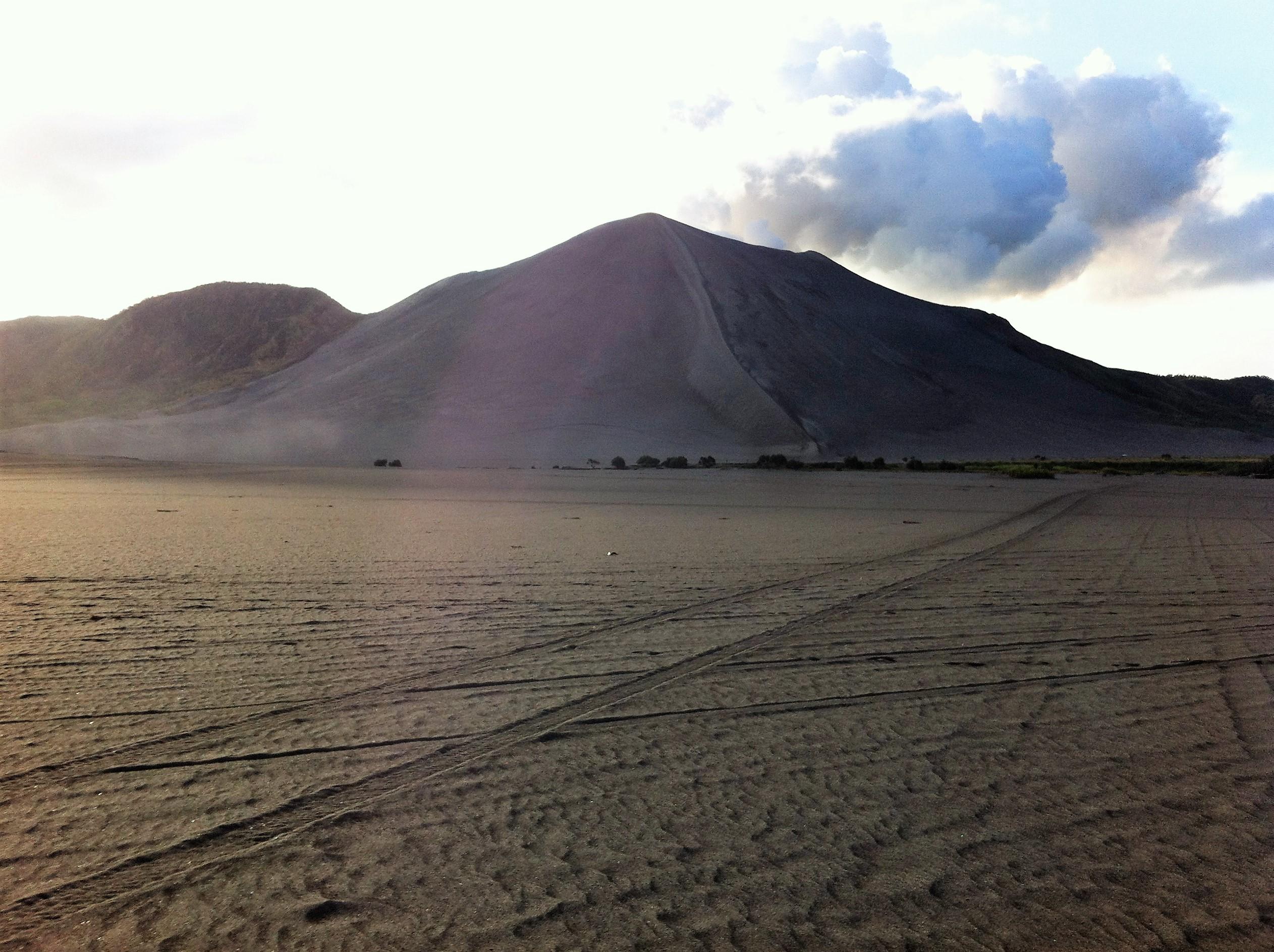 Yvonderweg - Avontuurlijk Tanna - Vulkaan Mt Yasur op terugweg