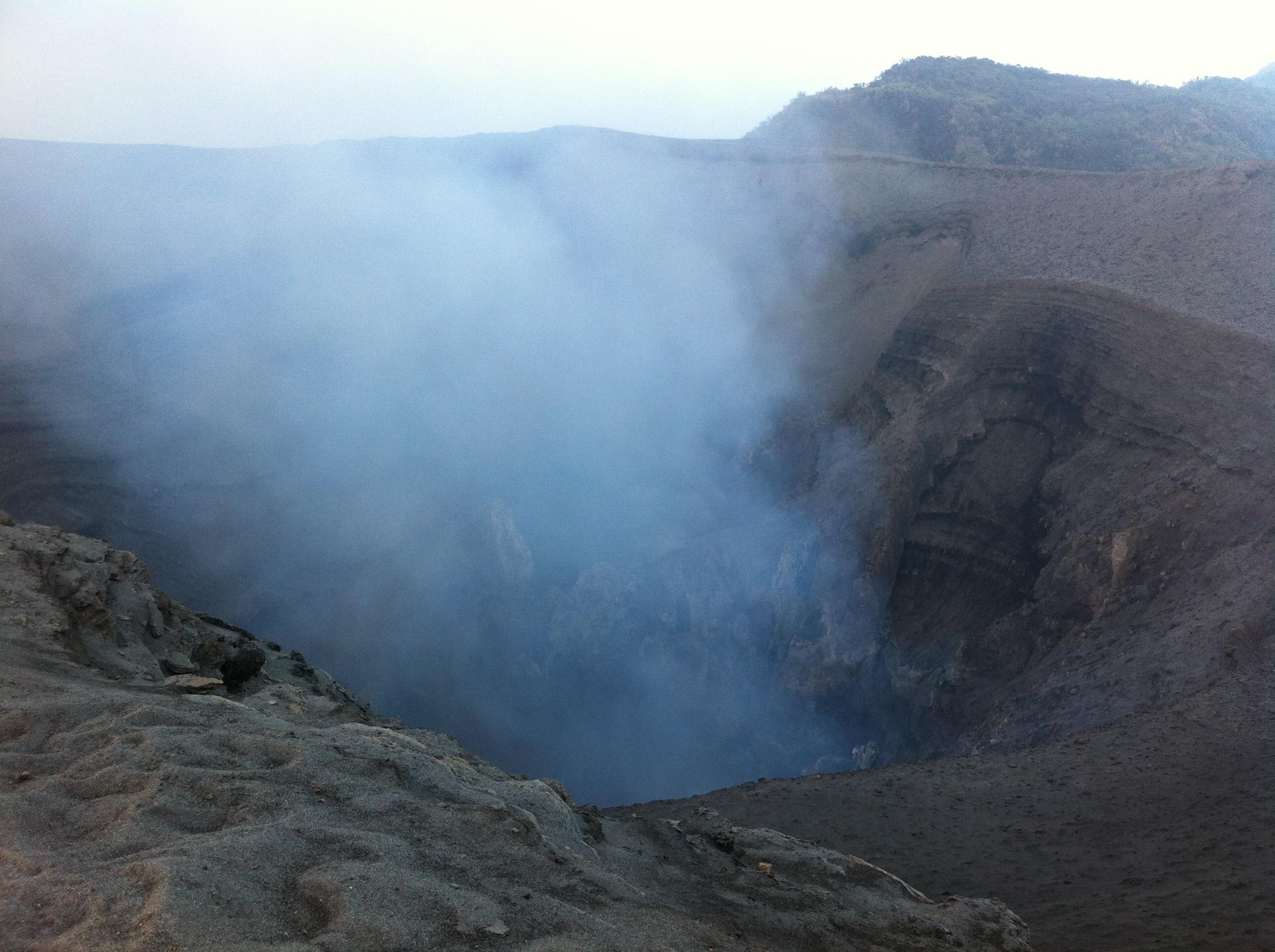 Yvonderweg - Vanzelf gaat het niet - Krater