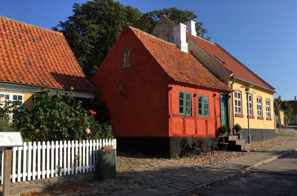 Huizen van Nysted