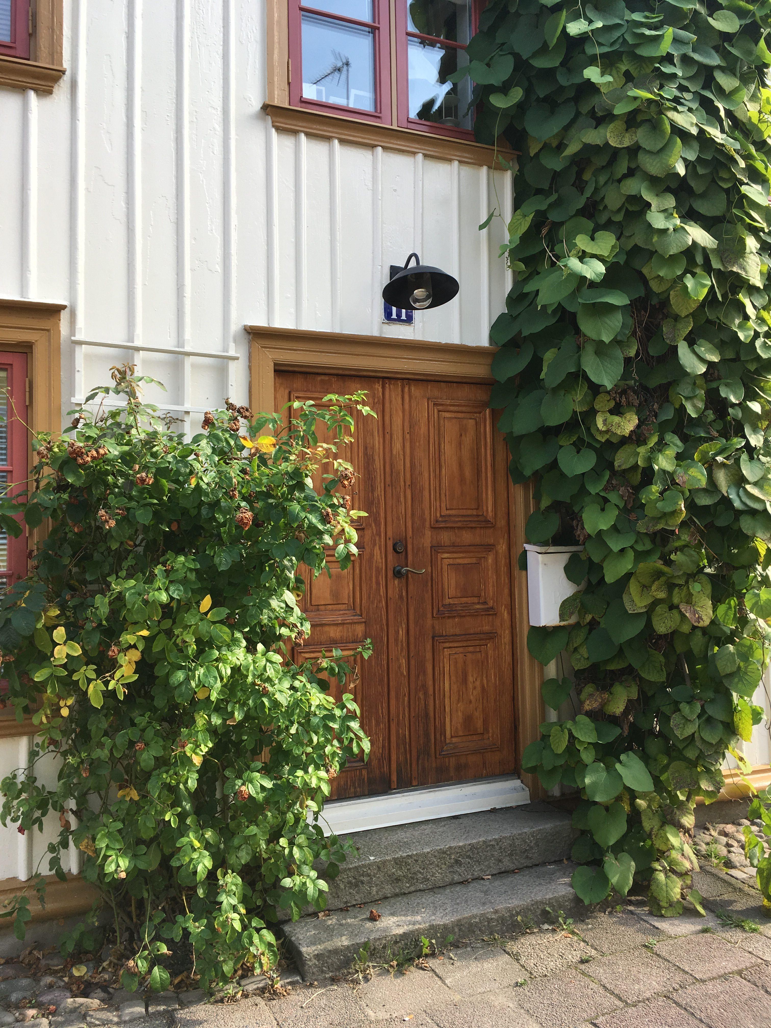 Huis in Uddevalla.