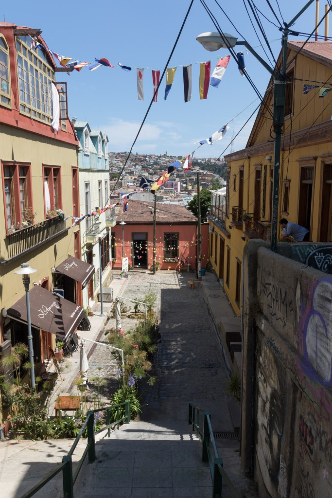 Oud & Nieuw in bruisend Valparaíso!