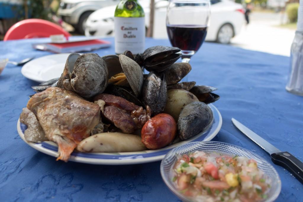 Eten in Chili – de lokale keuken