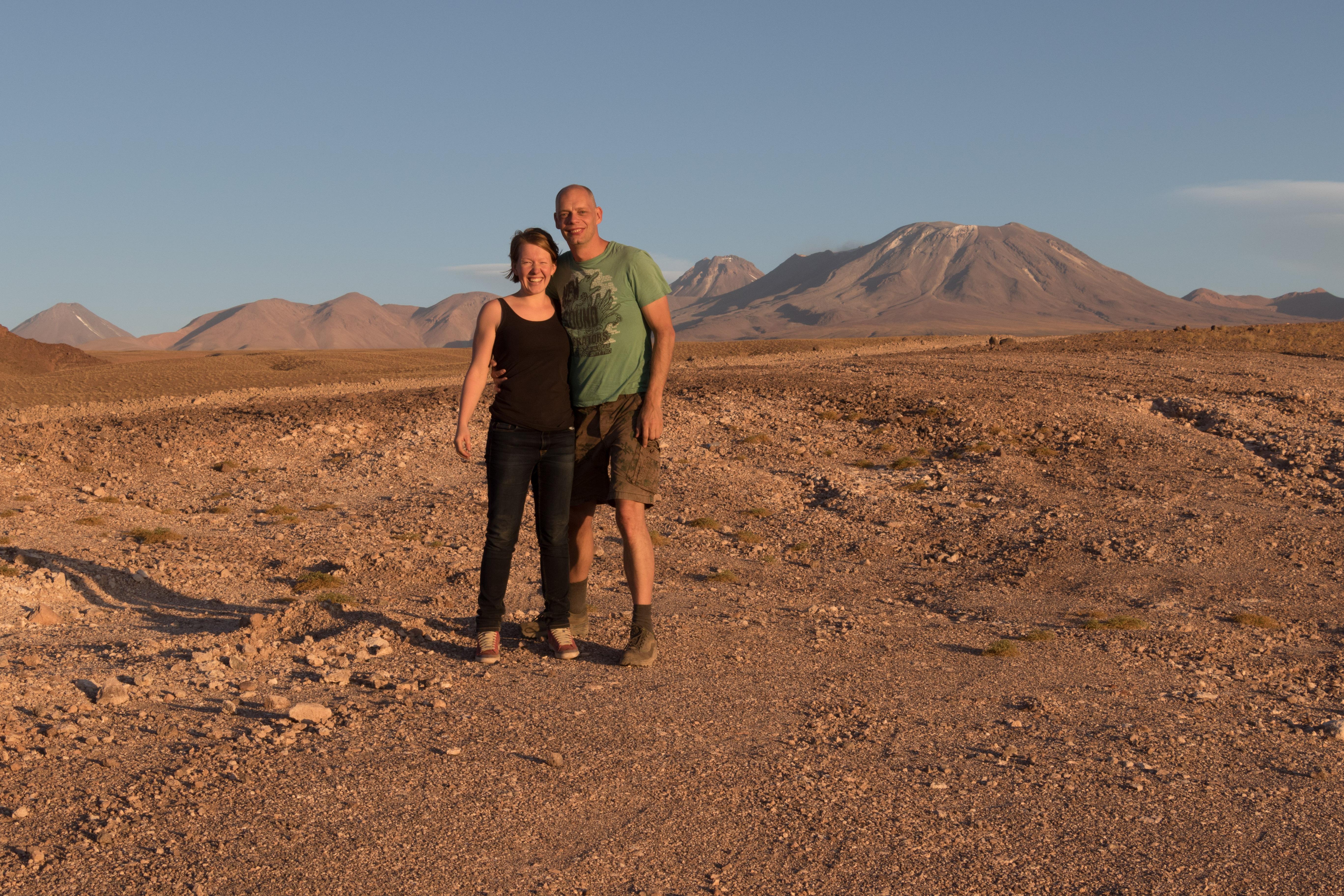 Yvonderweg - Weer thuis! - Slaapplaats bij Talabre Chili
