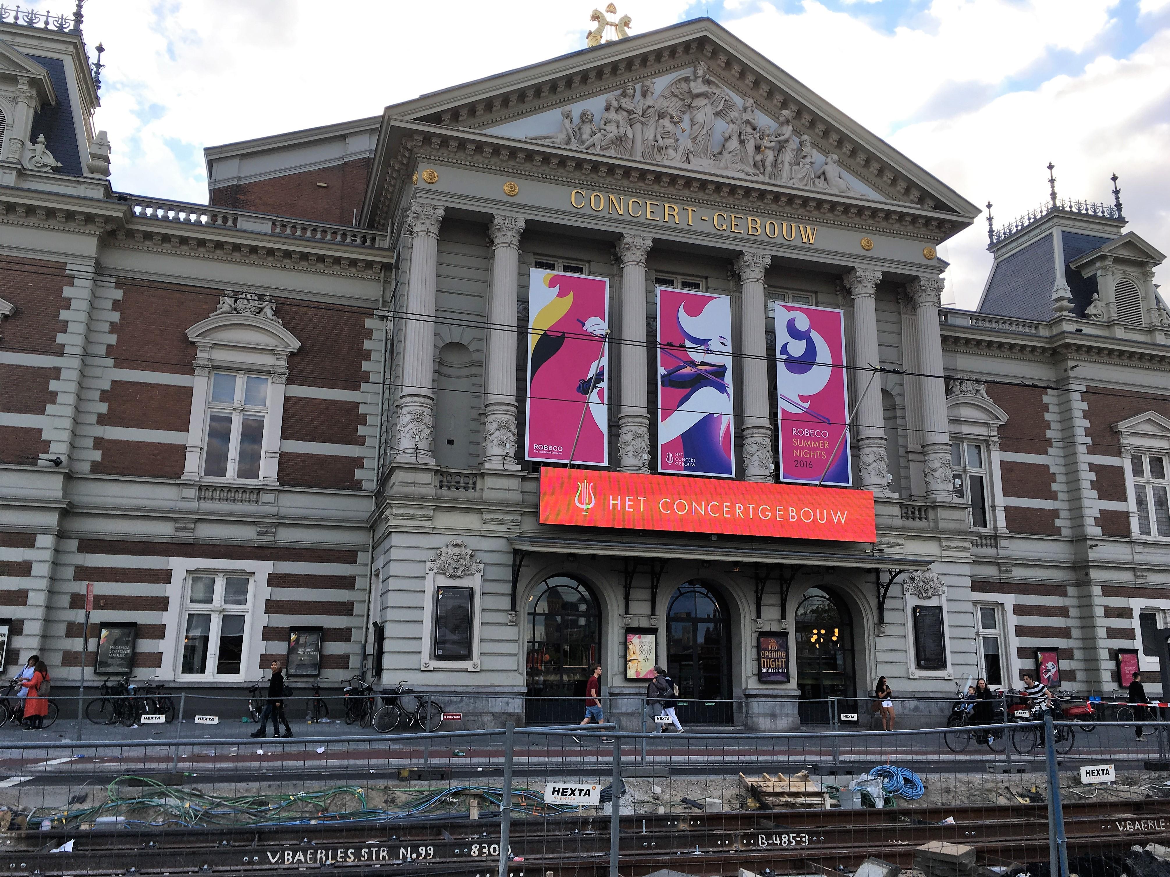 Residentie Orkest in het Concertgebouw