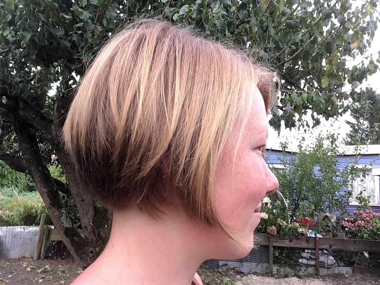 Yvonderweg - Weekboek #7 - Nieuw haar