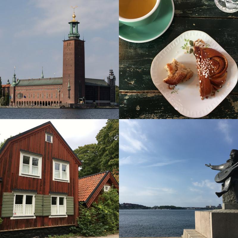 Stockholm in één dag