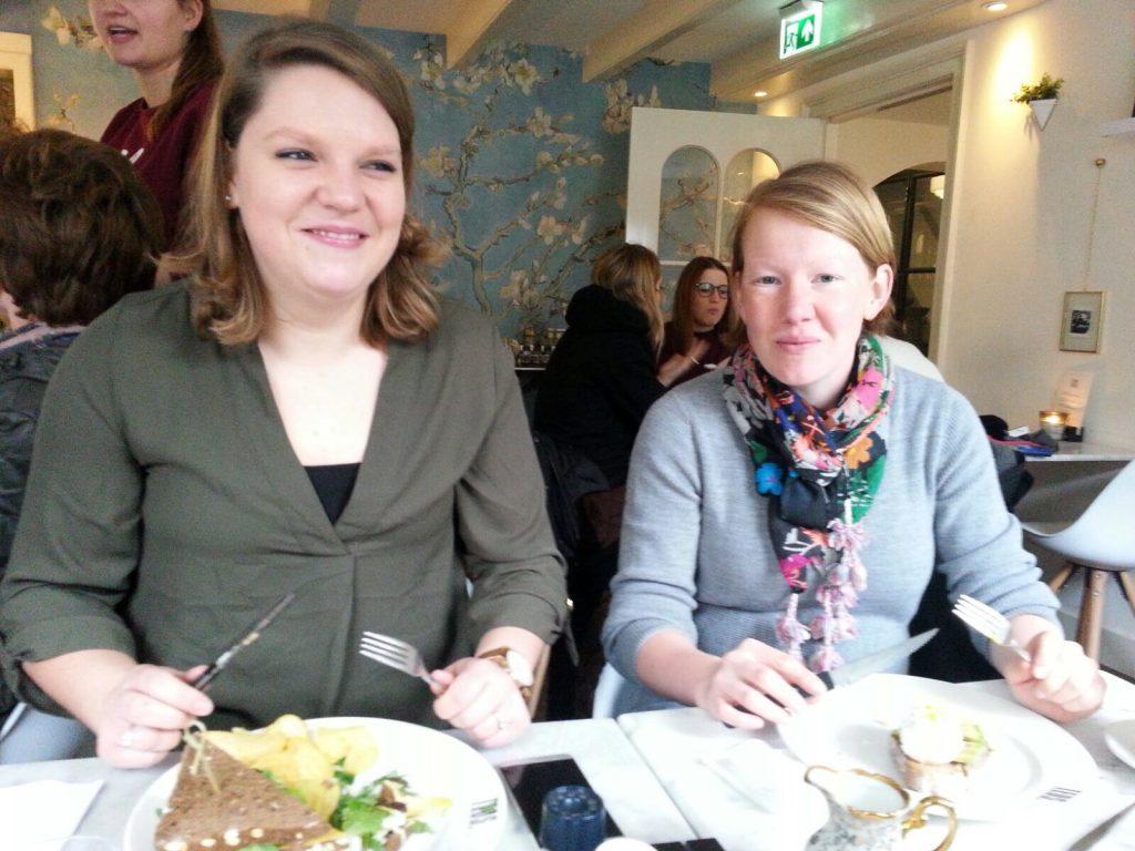 Yvonderweg - Weekboek #11 - Eten bij Tedd's Place Utrecht met mijn moeder, zus en schoonzus