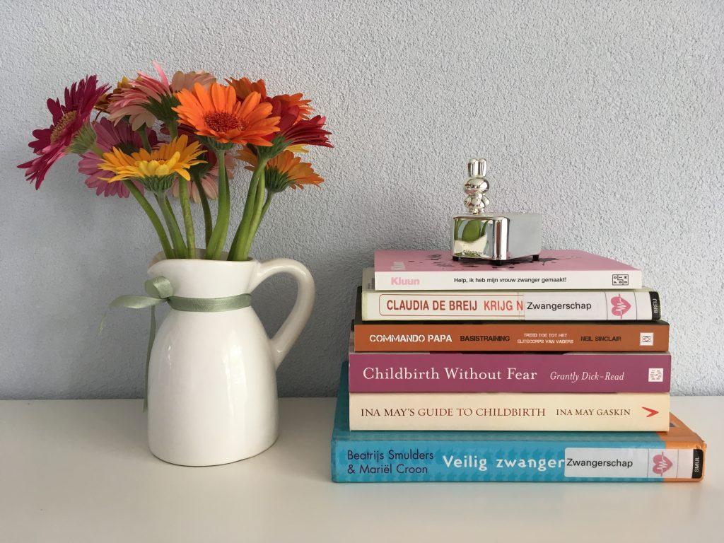 6 awesome zwangerschapsboeken